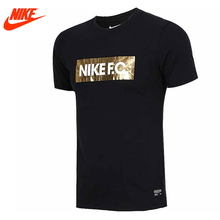 Original New Arrival 2017 Summer Authentic NIKE AS M FC TEE FOIL Men's T-shirts short sleeve Sportswear