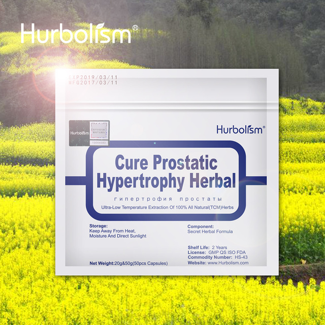 Formula of Curing Prostate Diseases, Solve Male Problem, Cure Prostatitis, Get a Healthy Prostate in 2 Months, 50g/lot 1