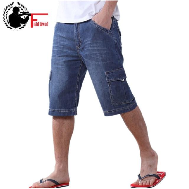 Type Of Clothes To Wear In Bermuda: Jeans Shorts Men 2017 Brand Bermuda Male Summer Capri Hot