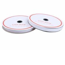 цена на 25m/lot 3cm width Self adhesive Hook and Loop Fastener Tape Strong Glue on Magic Nylon Sticker Adhesive Disk Velcros DIY for bag