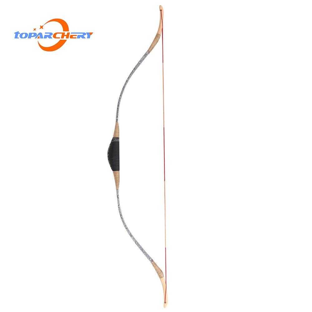 30-50lbs традиционный лук стрельба и охота стрельба из лука цель деревянный длинный лук изогнутые луки для спорта на открытом воздухе