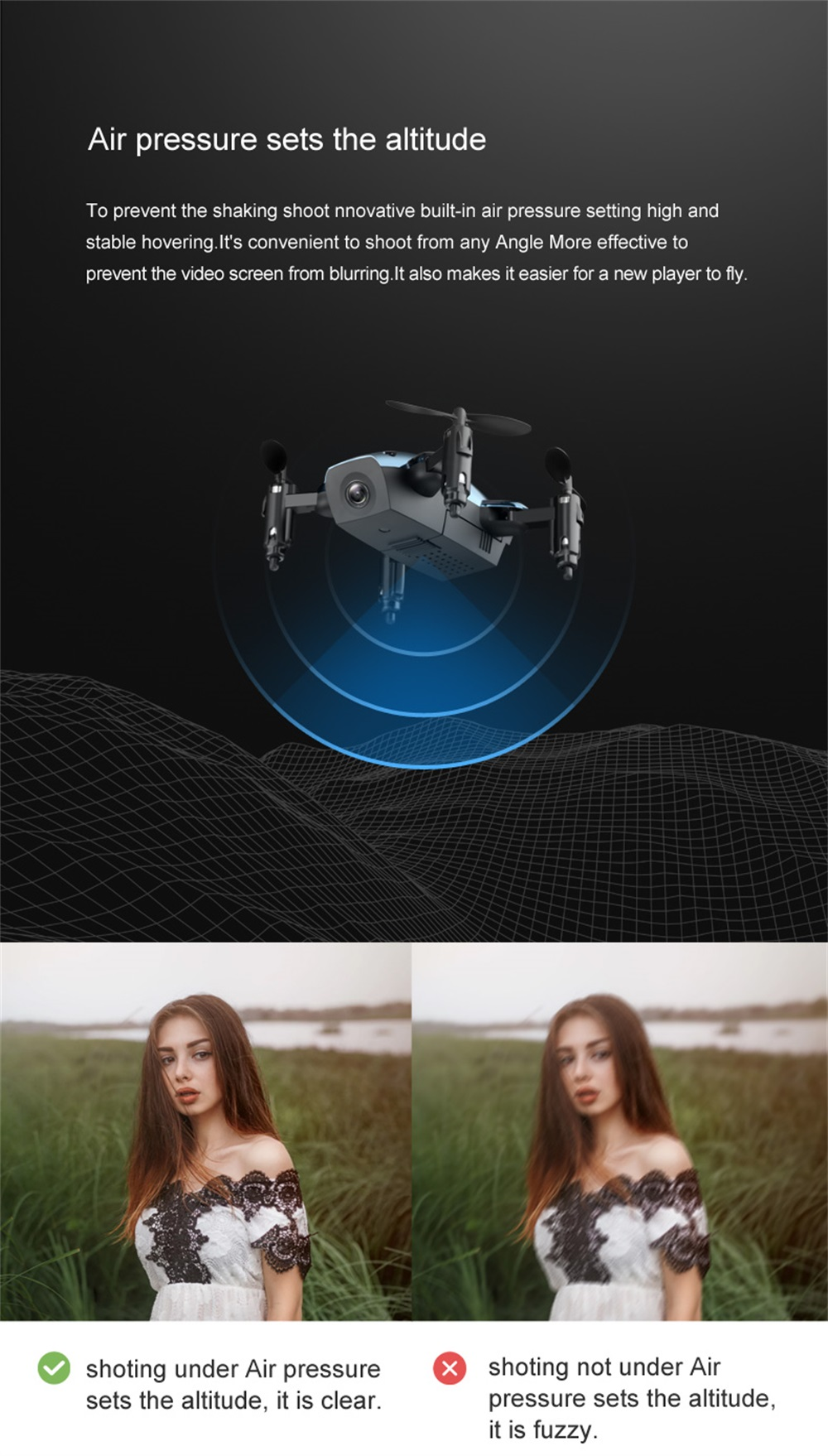 S9HW Mini Drone With Camera S9 No Camera Foldable RC Helicopter Altitude Hold RC Quadcopter WiFi FPV Micro Pocket Dron Boy Toys 15