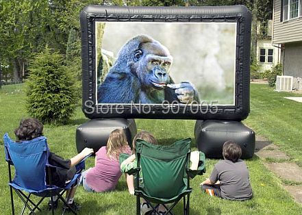 M018 inflatable_home_theater