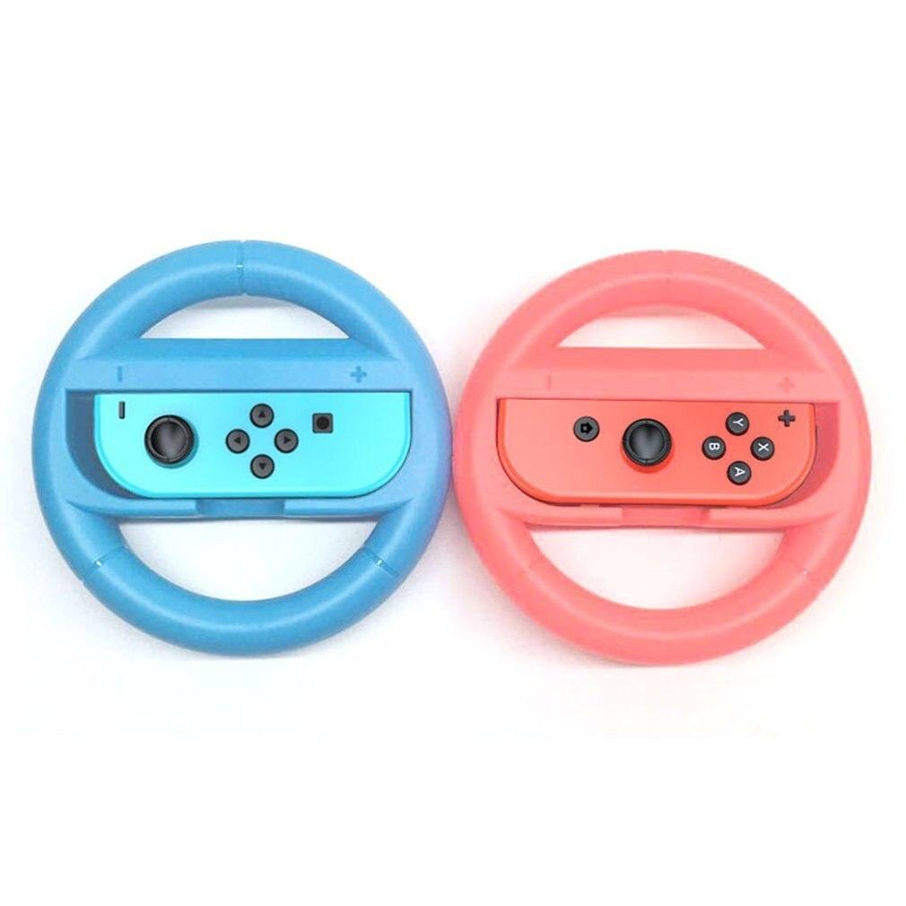 1 Pair Creative Game Racing Steering Wheel Handle Controller