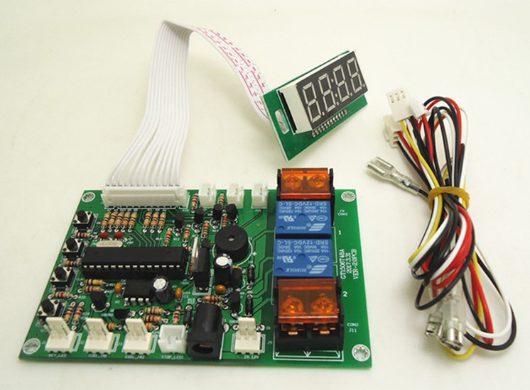 Volume Control Board For Water Vending Machine Counting