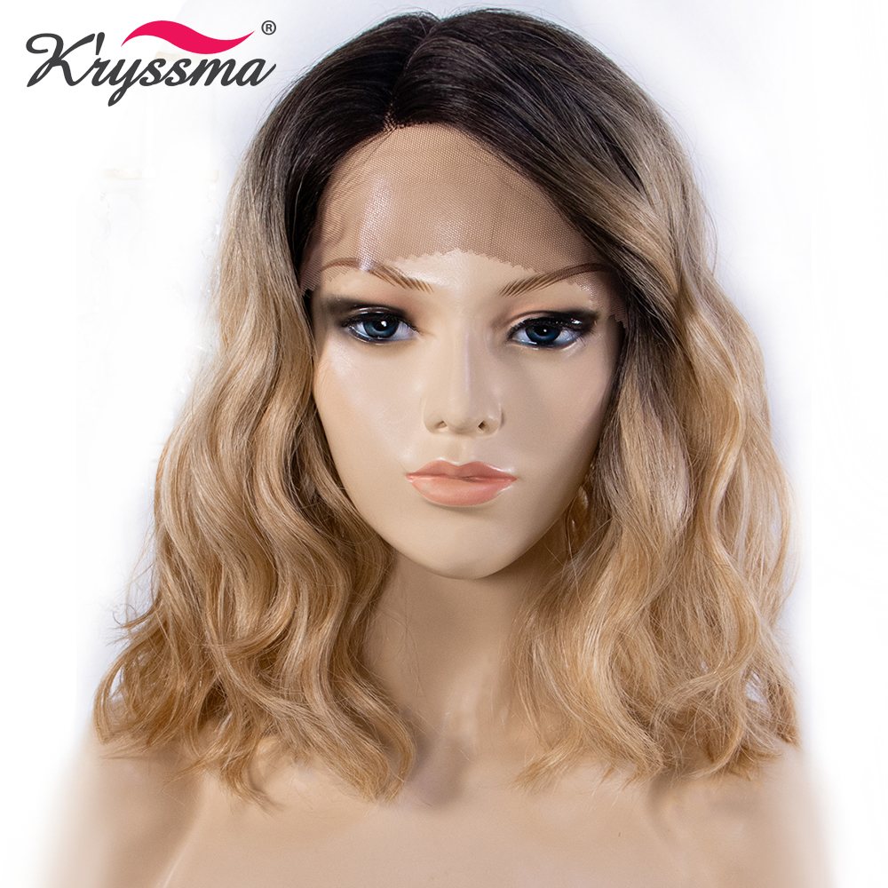 US $38.75 49% OFF|Ombre Wigs for Women Short