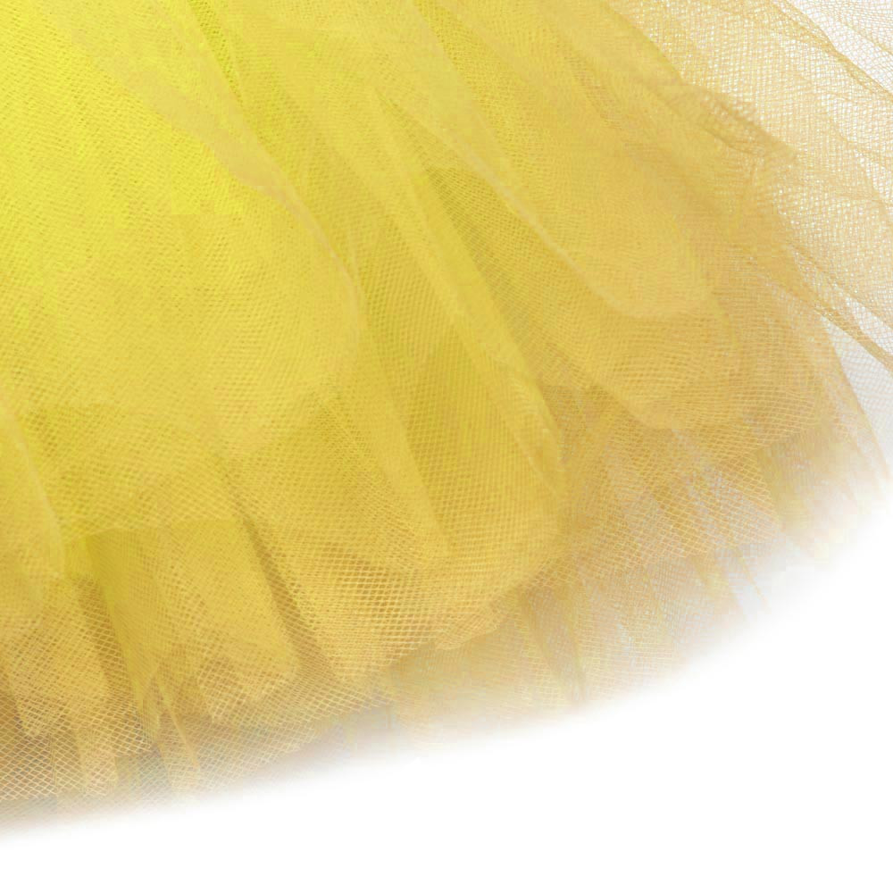 2019 MAXIORILL NEW Hot Sexy Fashion Pretty Girl Elastic Stretchy Tulle Adult Tutu 5 Layer Skirt Wholesale T4 35