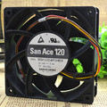 Free Delivery. 9 gv1224p1h03 12 cm 12038 24 v 0.8 A large air volume frequency industrial computer fan