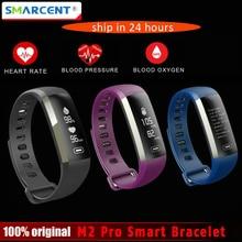M2 плюс M2S Смарт-фитнес часы-браслет интеллектуальные 50 слова информационный дисплей измерять кровяное давление пульсометр крови кислородом