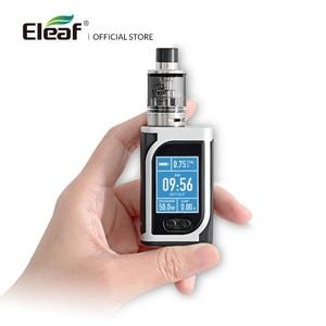 Image 5 - Originla Eleaf iStick Kiya Kit With GS Juni Atomizer Built in 1600mAh Battery 0.75ohm/1.5ohm GS Air Atomizer E Cigarette