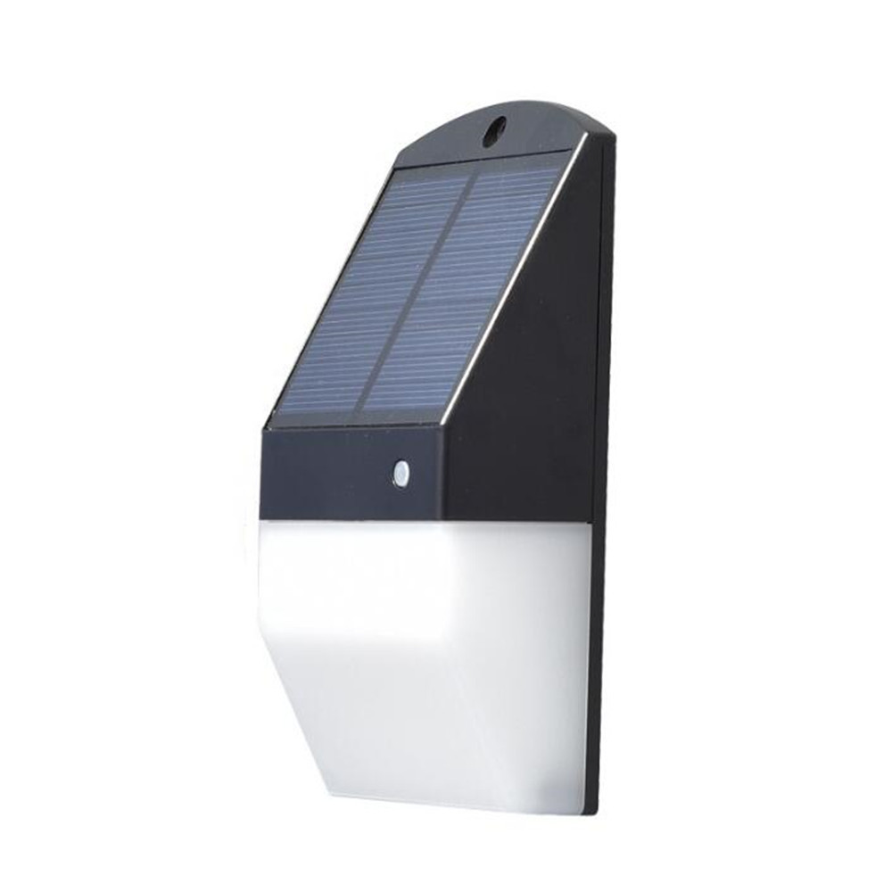 IP65 Водонепроницаемый светодиодный солнечный свет Наружное освещение движения Сенсор па ...