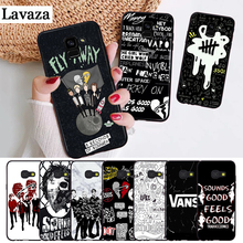 купить Lavaza 5 Seconds of Summer Silicone Case for Samsung A3 A5 A6 Plus A7 A8 A9 A10 A30 A40 A50 A70 J6 A10S A30S A50S по цене 105.51 рублей