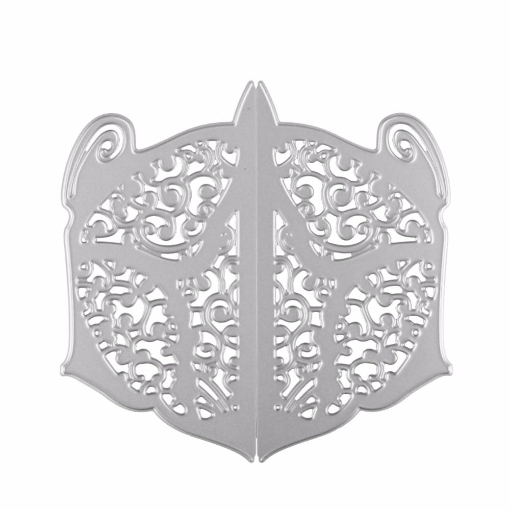 Sweet Lace Scrapbook Craft METAL Cutting Die DIY Scrapbooking Dies ...