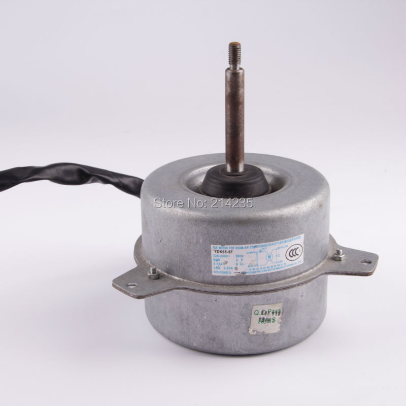 Fan motor for room air conditioner ydk65 6f in air for Air conditioner motor price