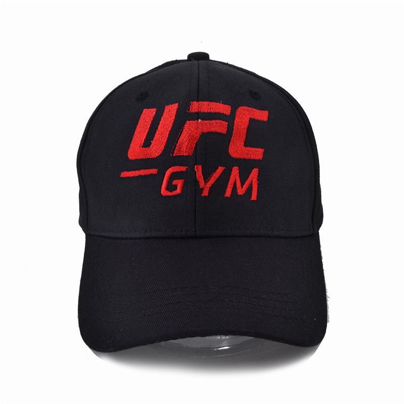 e0f9ba69fb0 Summer Sports Brand Baseball Cap Russian UFC Embroidered Casquette High  Quality Snapback hat Unisex Outdoor casual cap-in Baseball Caps from  Apparel ...