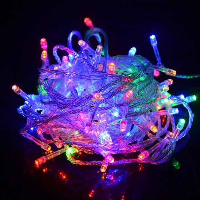 Rgb led string light 10m 100leds christmas xmas party decor indoor rgb led string light 10m 100leds christmas xmas party decor indoor fairy lamp euus workwithnaturefo