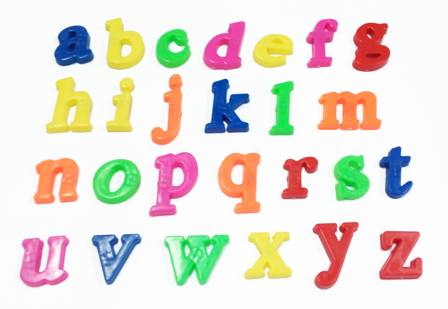 Aliexpress.com : Buy Lower case letters 2015 New Fashion 1 Set Of ...
