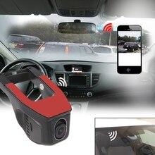 Full HD 1080P WIFI Car DVR Dash Cam Night Vision Car Camera Decor 170 Degree G6KC full hd 1080p wifi car dvr dash cam night vision car camera decor 170 degree automobiles driving video recorder cctv kit