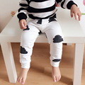 Baby Boy Girl Clothes Baby Pants Girls Home Legging Kids Clothes Casual  2016 Childen Printing Striped Cotton Clouds Harem Pants