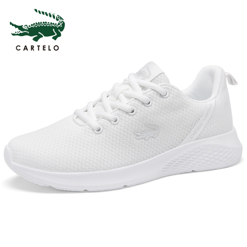 CARTELO 2019 New Mesh Couple Casual Shoes Men Women Comfortable Men Shoes Lightweight Breathable Walking Sneakers Karachi