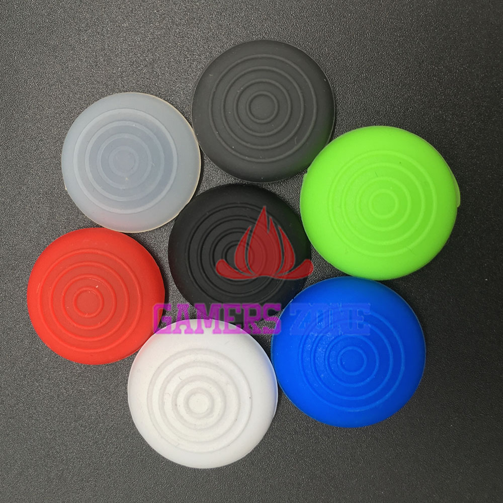 Купи Multicolor Analog Thumb Stick Grips Cap Cover For PS4 PS3 Xbox 360 Controller Silion Grips на алиэкспресс со скидкой