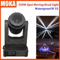 China Supplier 350W 17R Waterproof Led Moving Head Stage Light for Christmas New Year Outdoor Spot Beam Light