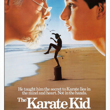 c5fe2efdc09 D732 Hot 1984 Classic Movie The Karate Kid Silk Poster Art Print Canvas  Painting Wall Posters