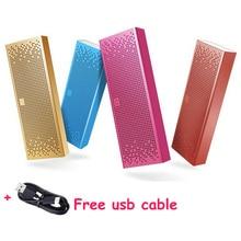 Freies USB Xiaomi Bluetooth Lautsprecher Wireless Stereo Platz Lautsprecher Mini Tragbare Kanone 2 Für iPhone Android Freisprecheinrichtung Support