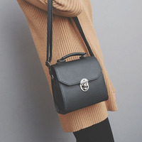 New Women Hand Bags Casual Messenger Bags Lady Chain Handbags Women Fashion PU Leather Shoulder Bag Crossbody Bags