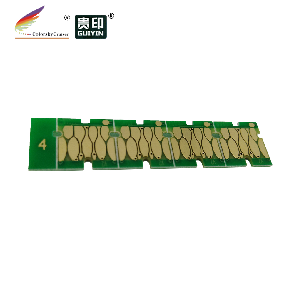 (ARC E T2431R) ARC auto reset inkjet ink cartridge chip