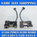 "ORIGINAL DC IN USB Jack Power Audio DC-IN Board 820-3455-A for Apple MacBook Air 13"" A1466 2013 2014 2015 Year MD760 MJVE2"