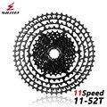 WUZEI 11/12 speed 11-50T 52T кассета Сверхлегкий велосипед Freewheel 11T CNC Freewheel горный велосипед запчасти для Shimano GX