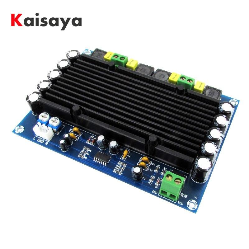 XH-M546 Preset pré-stade TPA3116D2 double-canal 150 w x 2 built-in sound ultra haute puissance amplificateur numérique conseil D2-002