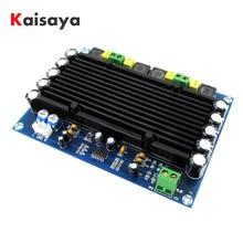 XH M546 preestablecido TPA3116D2 de doble canal, 150W x 2, sonido incorporado, placa amplificadora digital de alta potencia, D2 002