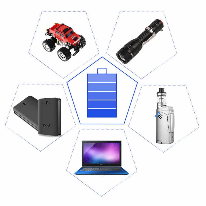 18650 batería 3,7 V 40A batería de litio de 3500mAh para Vaporesso Luxe vengador botín humo Mod VOOPOO arrastrar 2 Smoant Vgod caja Mod B303