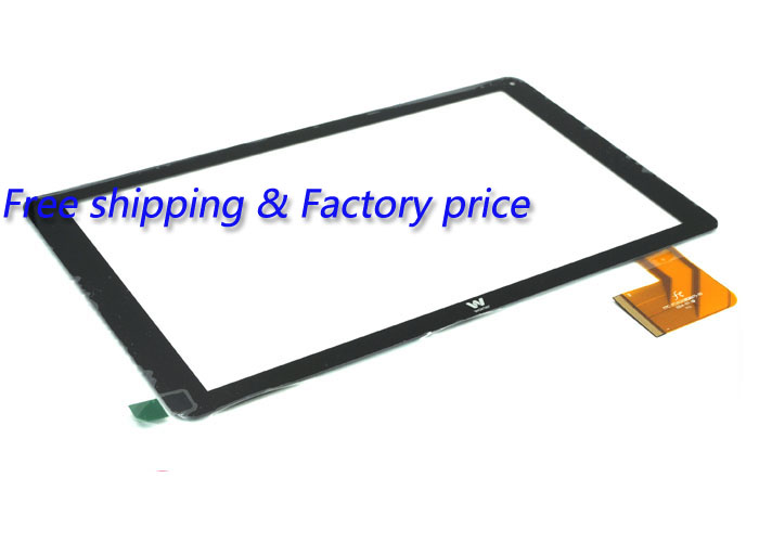 -00 M117 New 10.1 inch Touch Screen Panel Digitizer Glass For FPC-FC101J108