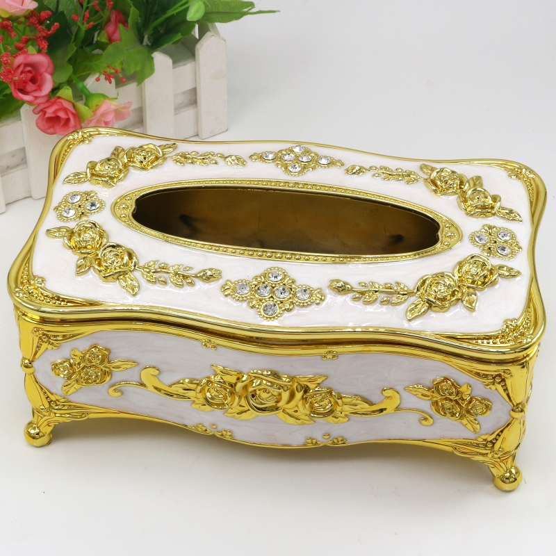 By The Paper Napkin Rack Love My Family The Most Classic KTV Bathroom Office Decoration Storage