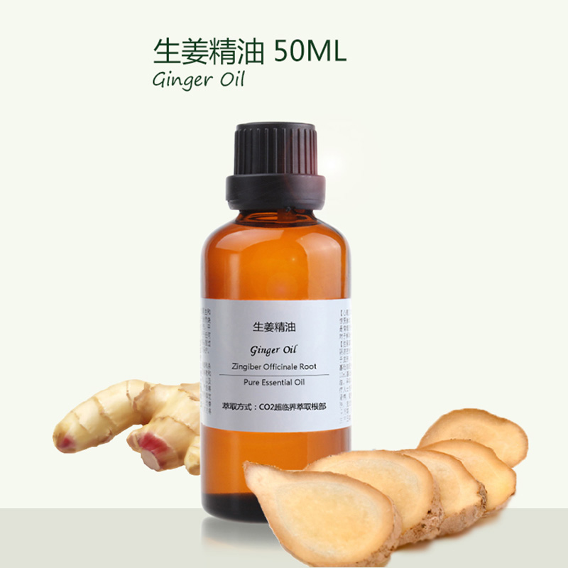 wholesale and retail Chinese Ginger Oil 50ml