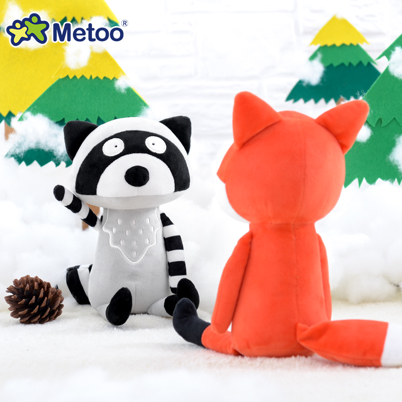 Angela Original Gifts High Quality Sweet Cute Angela Rabbit Doll Metoo Baby Plush Doll For Kids Panda Fox Koala Poupee Dolls