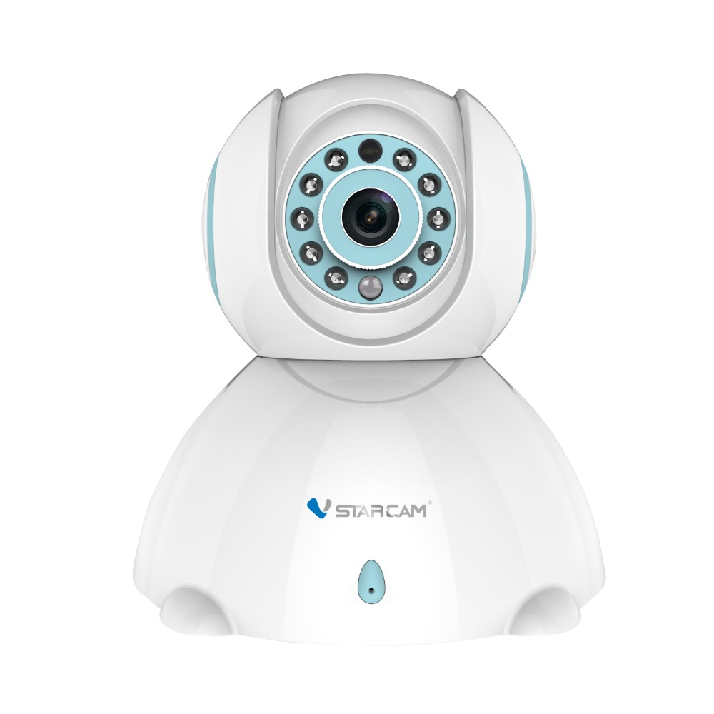 VStarcam C7842WIP HD 720P Wifi Security IP Camera Wireless Network CCTV Camera H.264 Indoor P2P Cam Baby Monitor Real View email alarm security hd 720p h 264 ip camera p2p pan tilt wifi wireless network ip security camera baby monitor ptz night vision
