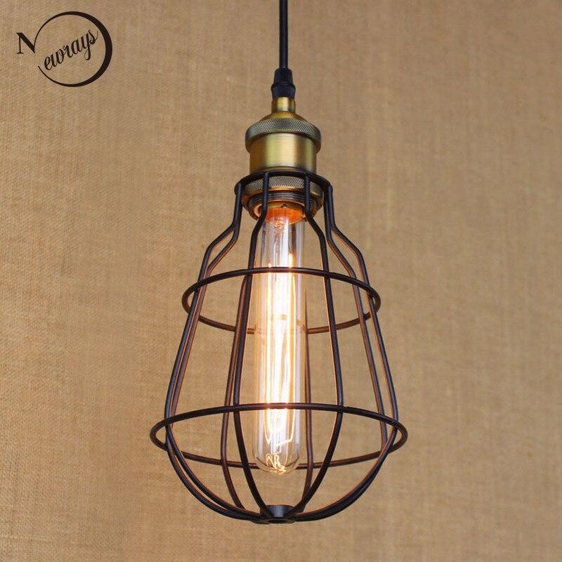 Aliexpress.com : Buy Hardware Lighting Lights Loft Vintage Retro Black Ball  Pendant Lamp Illumination For Kitchen/Cabinet Bedroom Lights From Reliable  Lamp ...