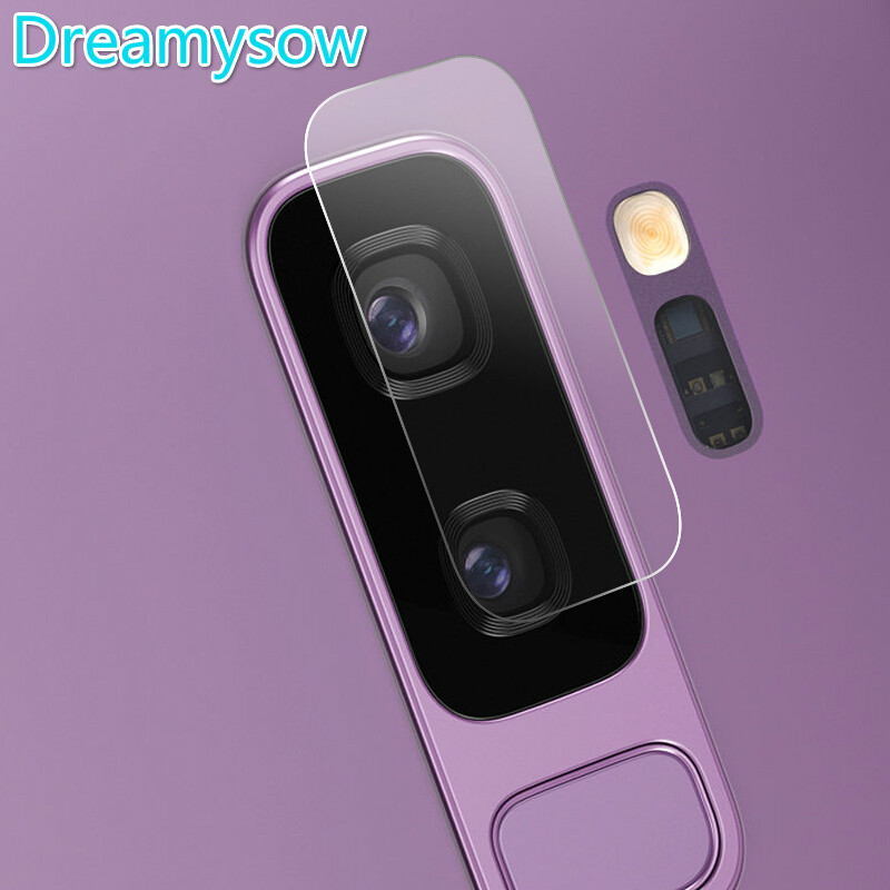 9H Tempered Glass For Samsung A5 J7 Note 3 4 5 8 Camera Lens Protector For Samsung S5 S6 Edge S7 S8 S9 Plus