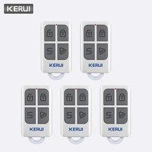 KERUI 5 шт. беспроводной портативный пульт дистанционного управления для KERUI W1 W2 W17 W18 W19 G18 G19 G183 G193 8218G домашняя сигнализация