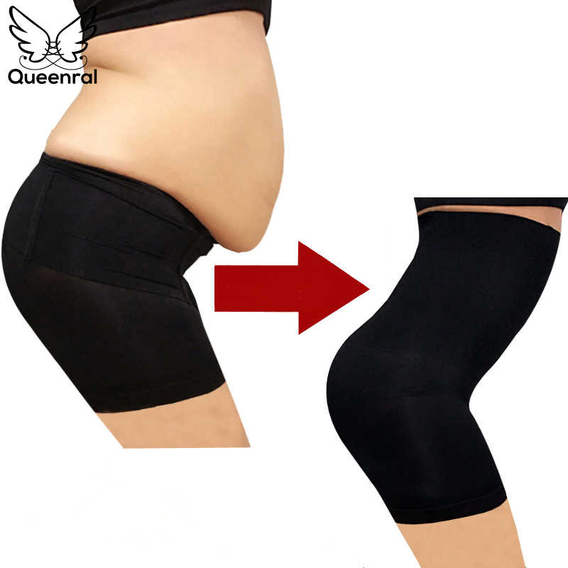 Waist trainer  Shapers Women body shaper Slimming Belt Panties butt lifter Shapewear Slimming Underwear tummy contro Girdle belt