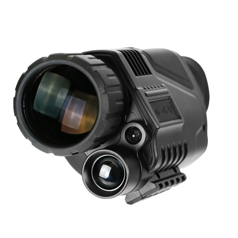5 x 40 Infrared Night Vision Monocular infrared Digital Scope Hunting Telescope long range with built-in Camera
