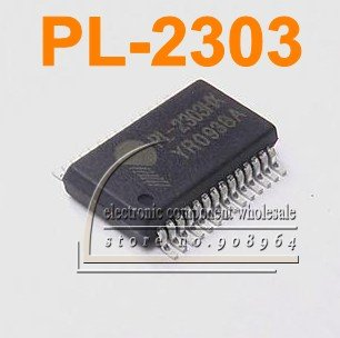 1pcs Original PL2303TA SSOP-28 USB-RS232 conversion chip