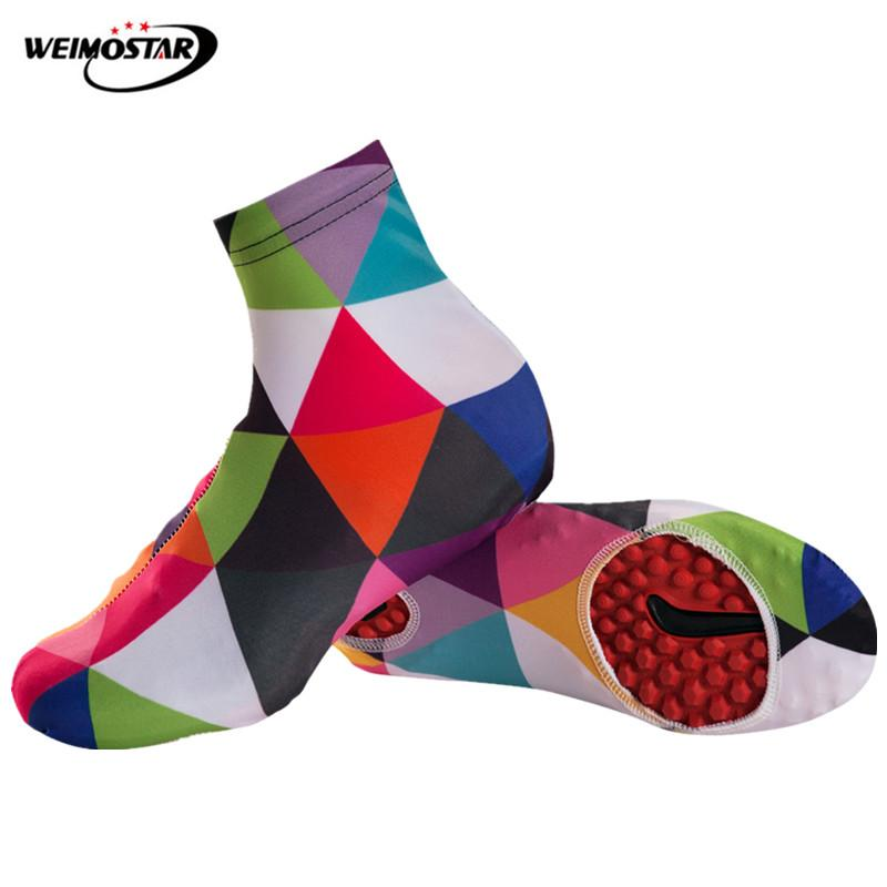 Weimostar Outdoor Sport Cycling Shoe Covers Anti-slip Bicycle Shoe Cover Summer Spring MTB Bike Overshoes Sapatilha Ciclismo Mtb