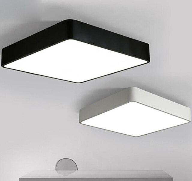 Mode creative chambre plafond lampes lumi res carr - Lamparas originales de techo ...