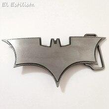 95a768b0a9fe Western Retail Marque Batman Métal Ceinture Boucle Bat Logo Ceinture Tête  Mens Jeans Accessoires pour 4