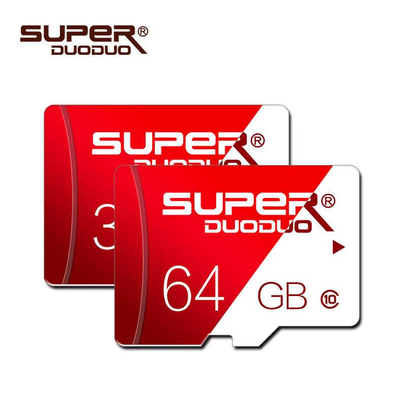 Nouvelle carte mémoire 256GB 128GB 64GB U3 UHS-3 32GB carte Micro sd Class10 UHS-1 carte mémoire flash cartes Microsd TF/SD pour tablette